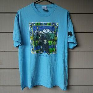 Vintage 2000 Black Bear Diner T Shirt